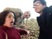 selfie patate