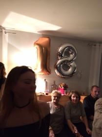 she's 18 !