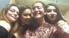 girls sur le dancefloor
